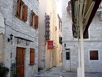 Hotel - 3 STAR Hotel in historical city center - Trogir - Riviera Trogir  - Kroatië