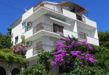 Apartementen Stanka - cozy and pleasant apartments : A1(4+1), SA2(2+1), A3(5), A4(2+2) Duce - Riviera Omis